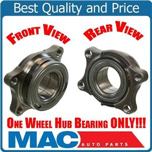 (1) Front Wheel Bearing Assembly fits 04-06 Infiniti G35X All Wheel Drive