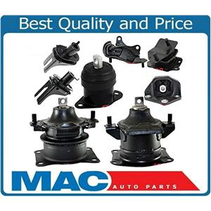 Fits 04-06 Acura TL 3.2L 8 Pcs Engine / Automatic Transmission Motor Mount Kit