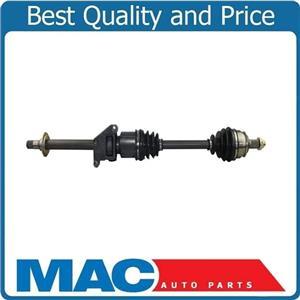 02-04 Mini Base 1.6 W Manual Transmission Pass Side 100% New CV Joint Axle Shaft