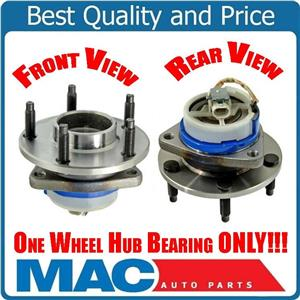 97-08 Chevrolet Corvette & Z06 (1) Front Hub Wheel Bearing 513139 100% Tested Nw