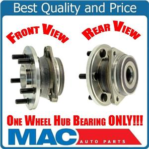(1) 100% New Torque Tested Front Hub Wheel Bearing for 90-98 Cherokee NEW
