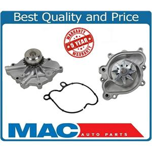For 10-15 3.6 Legacy Outback 8-14 Tribeca 21110 AA510 100% NEW Engine Water Pump