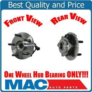 02-05 Ram Pick up 1500 5 Stud 4x4 4 Wheel ABS (1) Front Hub Wheel Bearing 515073