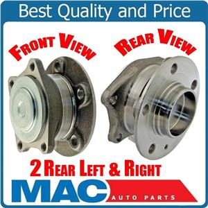 For 01-09 Volvo S60 Front Wheel Drive (2) 1 Pr  REAR Axle Hub Assembly
