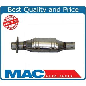 Davico Exc CA 14419 Catalytic Converter - Exact-Fit, Rear For S10 Blazer Pick Up