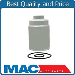 For 2001-2015 Chevrolet GMC 6.6 Duramax (1) Water Separator Diesel Fuel Filter