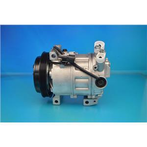 AC Compressor fits 2006 2007 2008 Infinti M35 (1 Year Warranty) 67665 New