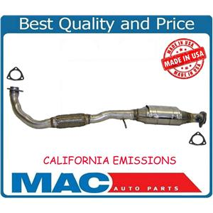 Rear Catalytic Converter - Exact-Fit, Front Saturns With California Emissions