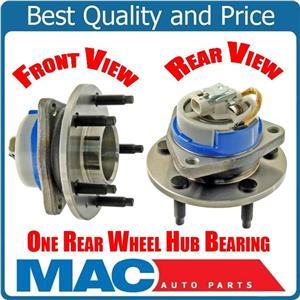 03-07 CTS 05-11 STS 5 Stud 100% (1) New Wheel Bearing Ass. 25693148 Tested