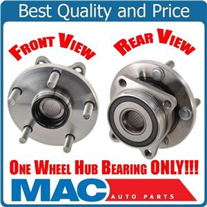 Fits For 08-14 WRX STi All Wheel Drive (1) Front Wheel Bearing Hub Assembly NEW