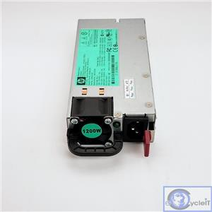 HP 1200W AC Power Supply 498152-001 490594-001 438203-001 HSTNS-PL11