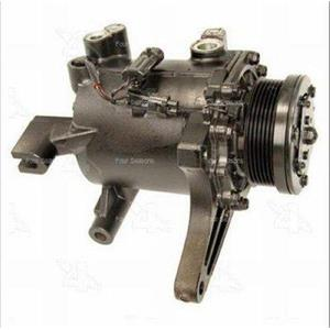 AC Compressor For 2004-2006 Buick Rendezvous 3.6L (1 year Warranty) R77400