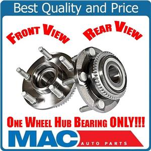 100% New Tested  (1) Front Hub Wheel Bearing Ass. For 94-2004 Ford Mustang