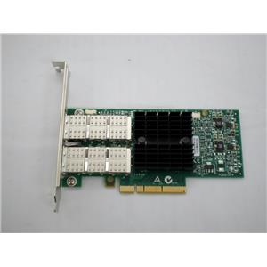 Mellanox Dual Port 40GB/s Ethernet ConnectX-3 Adapter MCX354a-QCBT High Profile