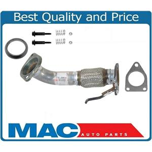 Front Flex Pipe After Converter For Honda Accord 2.4L 08-12 REF# 289612 US BUILT