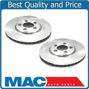 100% New 54088 Fits For 00-2006 Licoln LS (2) Front Brake Disc Rotors