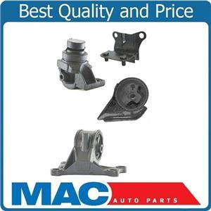 94-97 Mazda 626 2.0L Automatic Transmission & Engine Mounts 4pc Kit 100% New