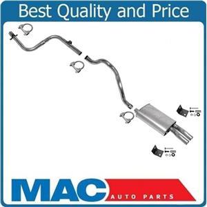 for 90 91 Chevrolet Lumina 3.1 88-91 Cutlass Supreme Muffler Exhaust Pipe System