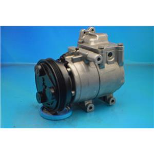AC Compressor fits 2003-2005 Kia Rio (One Year Warranty) Reman 67123