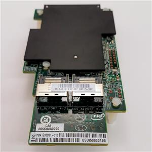 Intel DAS6ITH28C0 G94400-001 G35851-310 Dual Port S61 Raid Card