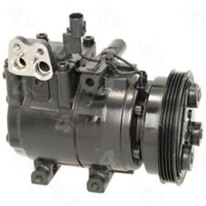 AC Compressor For 2001 2002 2003 2004 2005 Hyundai Accent 1.6L (1 Y W) R67314