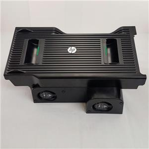 HP Z820 Z840 Air Shroud With 6 Fans 642165-001 642166-001