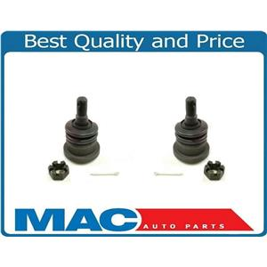(2) Lower Ball Joints Joint 1Pr For Ford Mustang 1994-2004