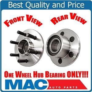 for 99-04 Dakota RWD 2 Wheel Drive Only (1) 100% New Wheel Bearing Hub Assembly