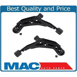 (2) 100% New Lower Control Arm & Ball Joint for Nissan Sentra & 200SX 1995 1999