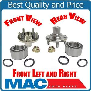Wheel Hub & Bearing Kit fits for Subaru Forester 98-02 With 4 Wheel ABS Brakes