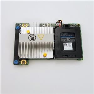 Dell PERC H710 5CT6D RAID Controller Mini Card w/ 70K80 Battery