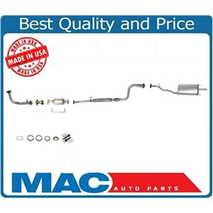 Exhaust System - Pipe - Converter For Honda Accord Federal Emission Only 96-97