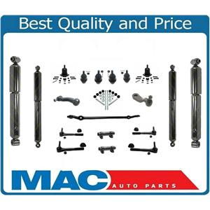 21pc Master Shock & Chassis Kit for 95-99 4 Wheel Drive Chevrolet Tahoe 100% New