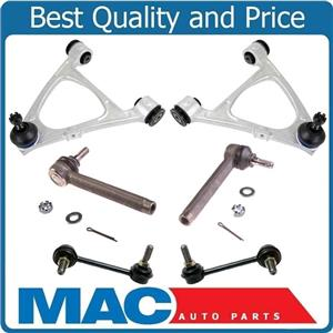 Front Upper Control Arm Bushings Ball Joint Tie Rods for 06-15 Mazda MX-5 Miata