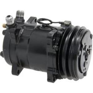 AC Compressor Fits Alfa Romeo Mazda Porsche Renault Subaru (1YW) R57033