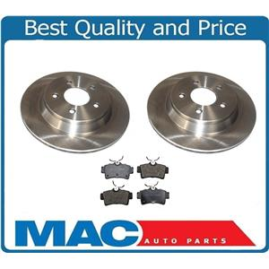 Disc Brake Rotor-Extreme Service Brake Rotor Rear New fits 94-99 Ford Mustang