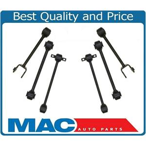 For 07-2016 Navigator Expedition Rear Trailing Arm Toe Link 6Pc Kit REAR