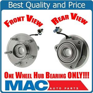 Front WHEEL BEARING AND HUB ASSEMBLY for 12-2015 Chevy Captiva Sport