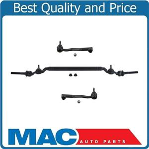 New Center Drag Link Tie Rods Kit for BMW 1995-2000 E38 740 740i 740il 750il