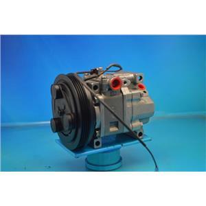 AC Compressor Fits 1999-2000 Mazda Protege (1YrW) Reman 67480