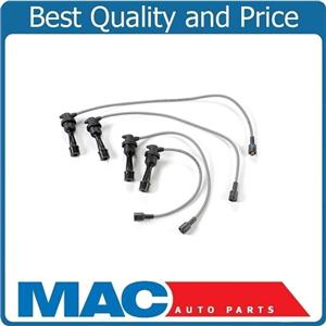 New Spark Plug Ignition Wires for 1995-1999 Mitsubishi Eclipse 2.0 Turbo