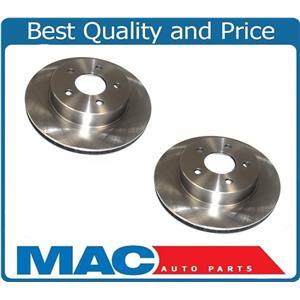 Disc Brake Rotor-Brake Discs Rear Qualis 54055