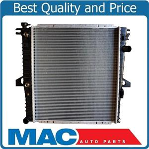 100% New Leak Tested Radiator 01-05 for Ford Sport Trac 1 Inch Top Channel