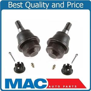 100% New Low Ball Joint Joints 2 Pc 1500HD 2500 3500 2 & 4 Wheel Drive 99-04