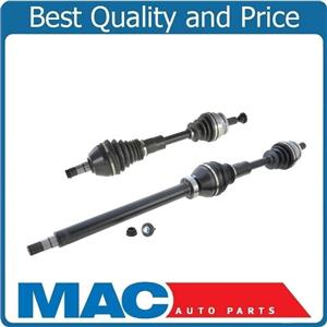 CV Drive Axle Shafts (2) Left & Right New For 03-06 XC90 Front Wheel Drive 2.5L