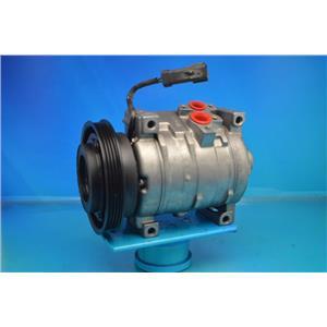 AC Compressor Fits 2003-2005 Dodge Neon, SX  (1 year Warranty) R77399