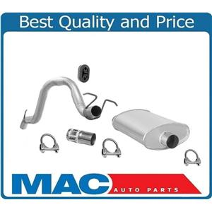 Exhaust Muffler Dynomax Thrush Performance Muffler For Jeep Wrangler 1987-1996