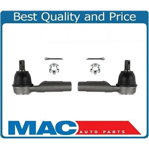 Front Outer Tie Rod Ends New For Nissan Maxima Altima 240SX Infiniti I30 I35