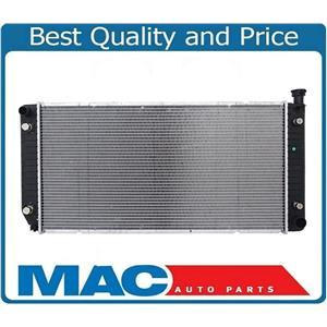Auto-Kool 1520 Radiator GM Trucks 34 Inch Core 2 1/8 Thick W OEC W Trans Cool