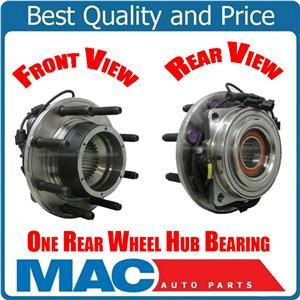 Frt Hub Wheel Bearings Assembly 11-15 For F250 F350 SRW Super All Wheel Drive!!